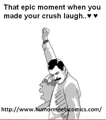 That epic moment