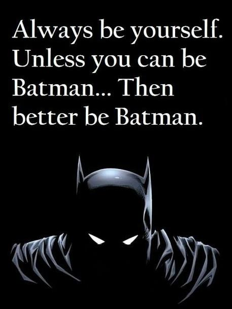 awesome batman quotes quotesgram