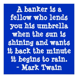 definition of a banker
