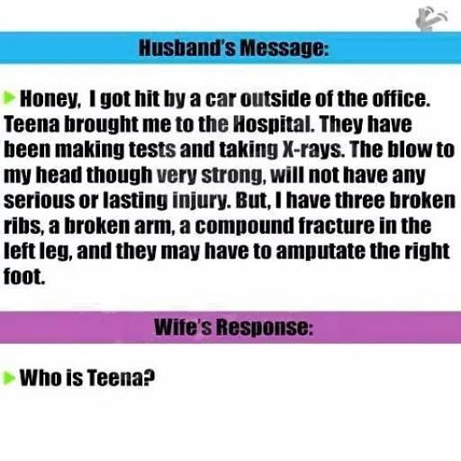 Who is teena