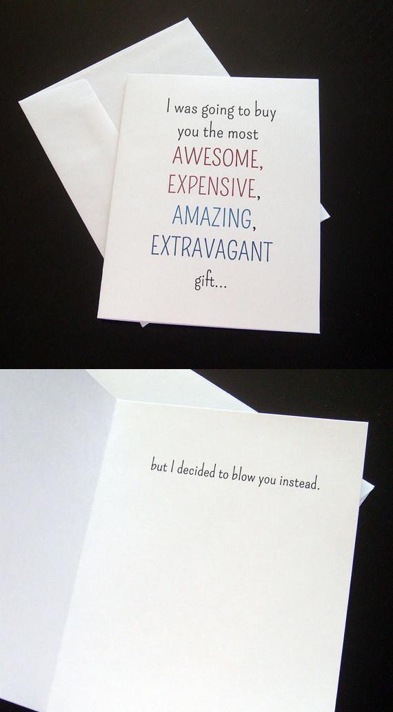 extravagent gift