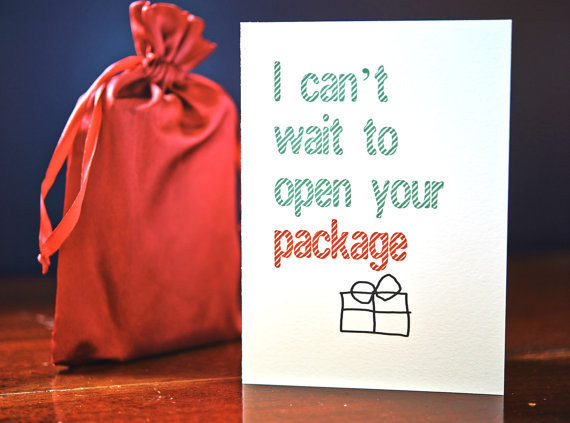 open your package