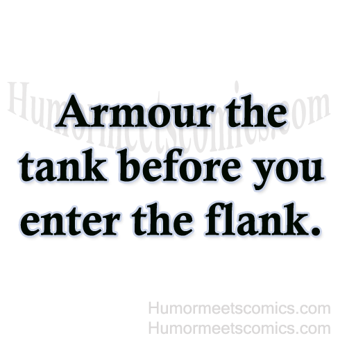 Armour-the-tank-before-you-