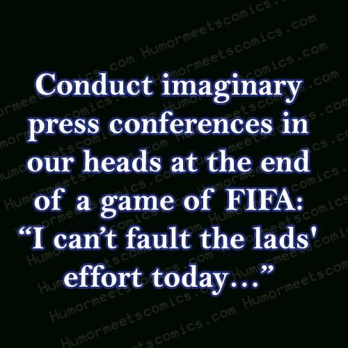 Conduct-imaginary-press-con