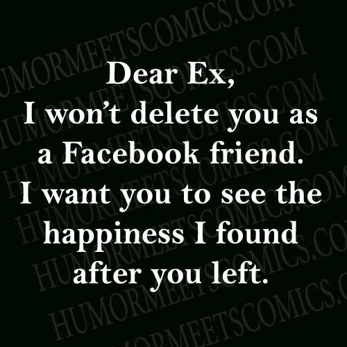 Dear-Ex,