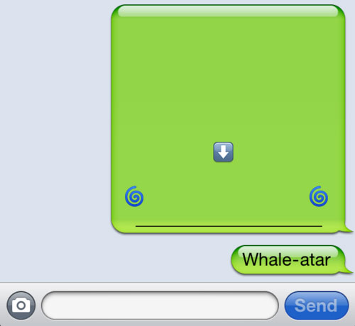 The funniest Emotion texts of all time