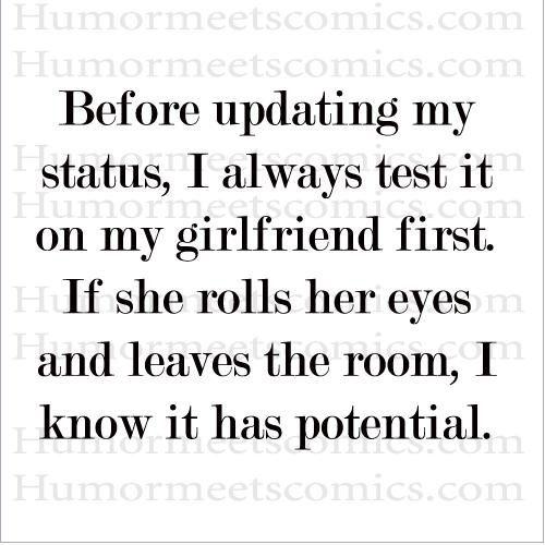 Before-updating-my-status,