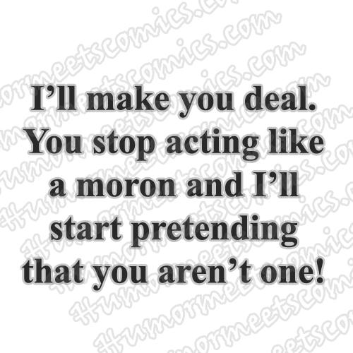 I'll-make-you-deal