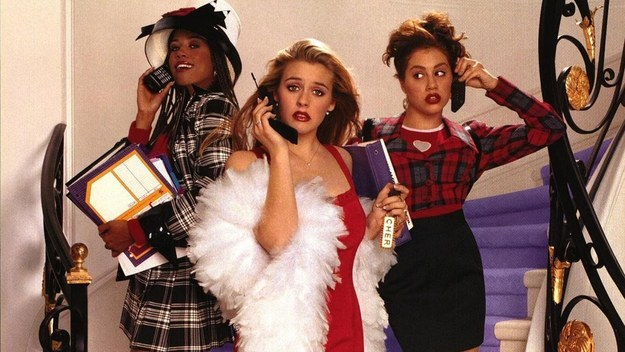 20 Fantasies All '90s Girls Had