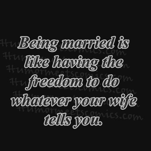 Being-married-is-like-havin