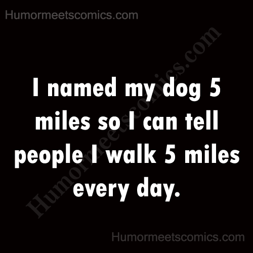 I-named-my-dog-5-miles-so-I