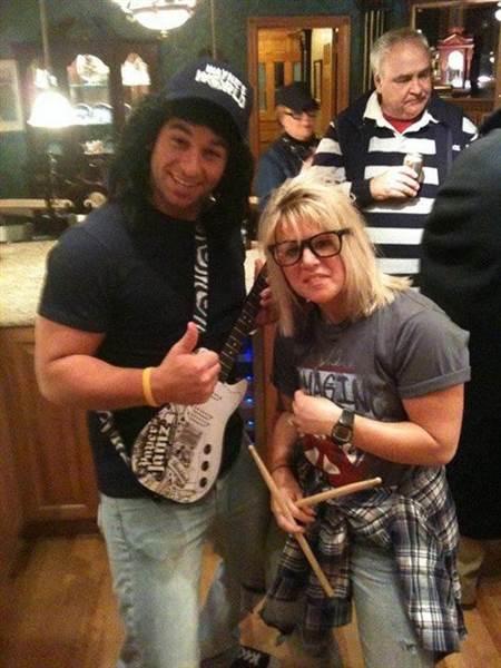 2 Wanye and Garth from Wayne's World