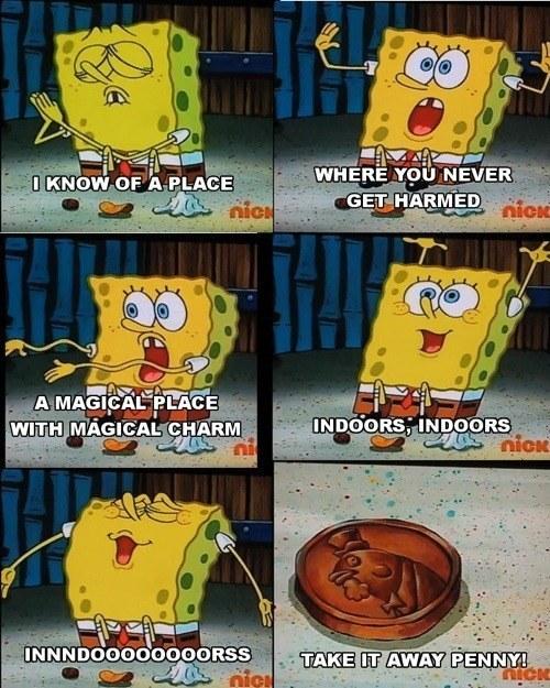 Patrick Star  Spongebob Quotes
