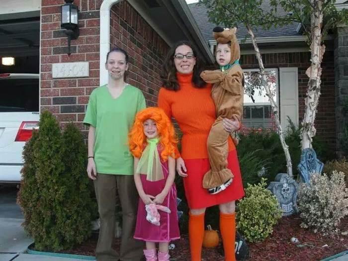 6 Scooby Doo