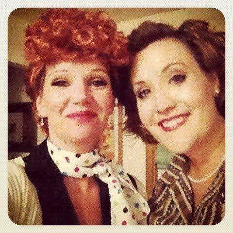 7 Lucy and Ethel
