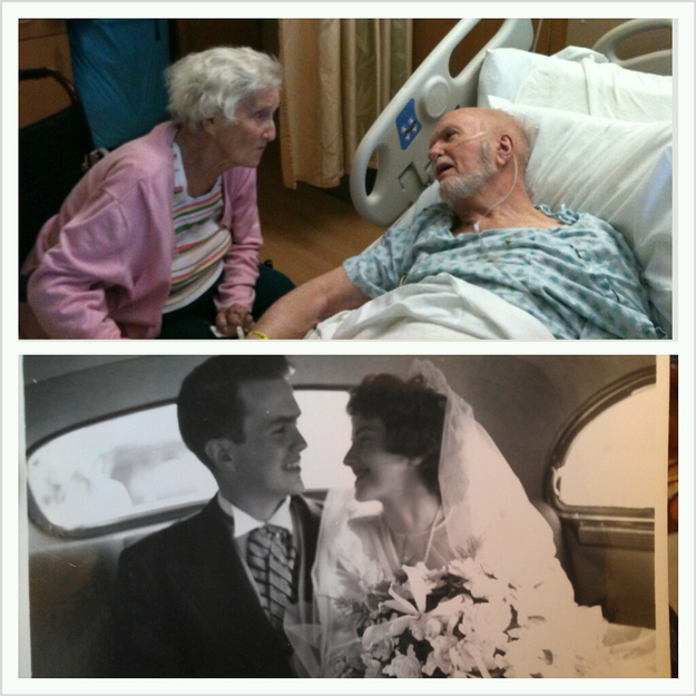 60 years of being by each other's side