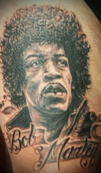 Celeb Tattoos 1