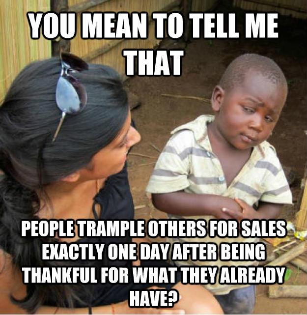 Thanksgiving memes 10