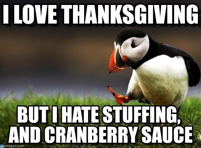 Thanksgiving memes 13