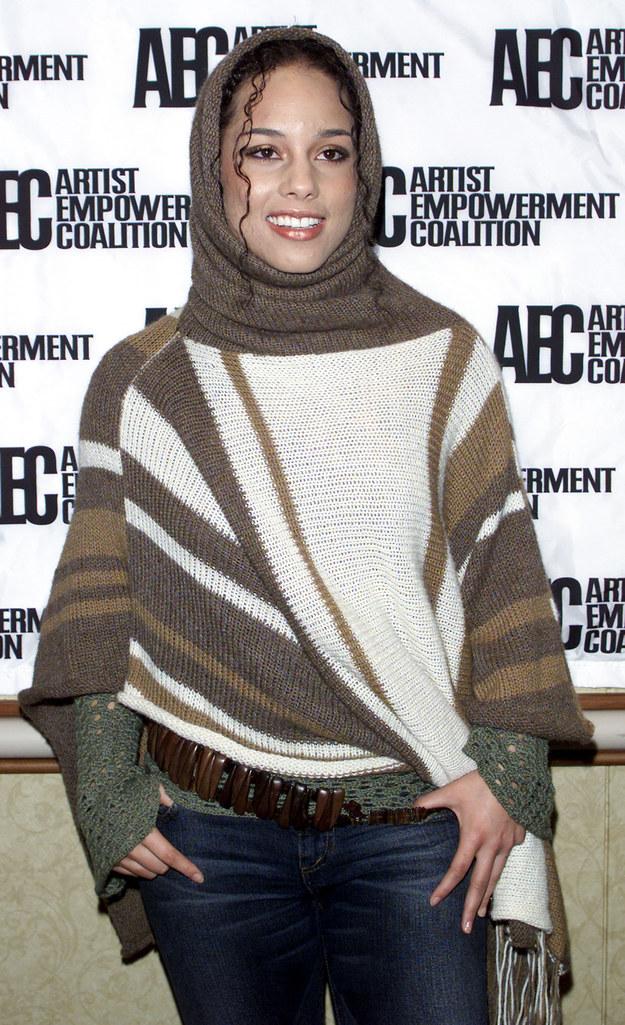 Alicia Keys – February 2003