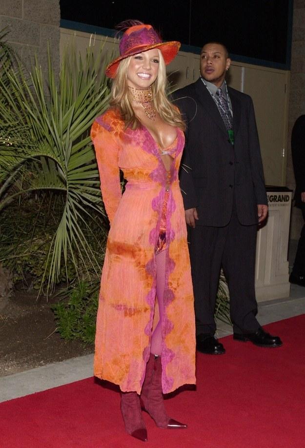 Britney Spears – December 2000