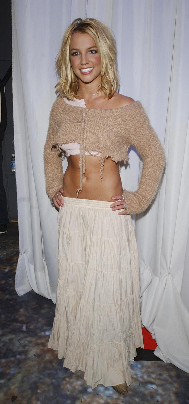 Britney Spears – February 2003