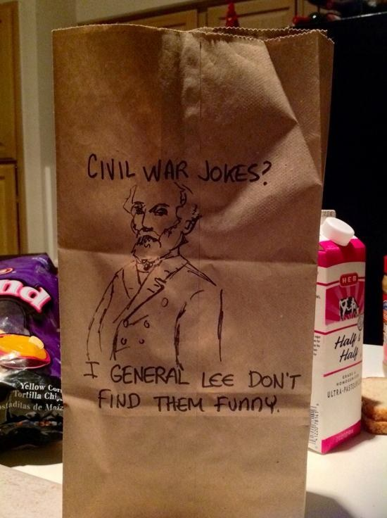 Civil War jokes