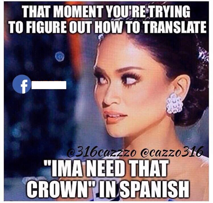 Funny Meme Miss Universe 2015 : Hilarious memes from miss universe that ll make