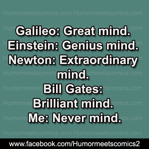Galileo great minf einstein genius mind