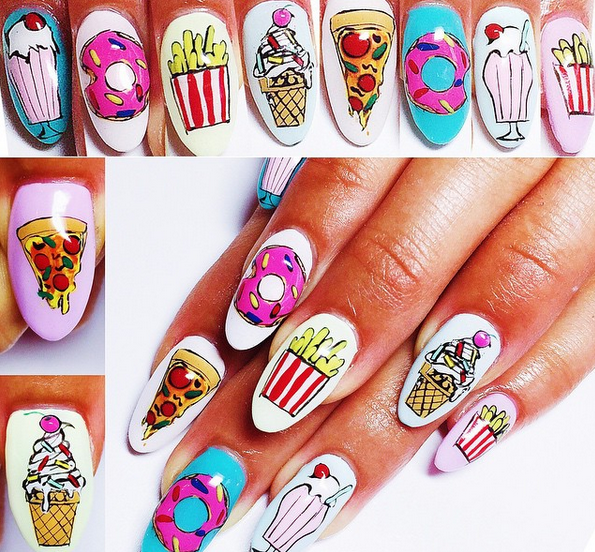 25 Mind Blowing Nail Art Designs You Will Love To Get! - Page 2 of 4 ...