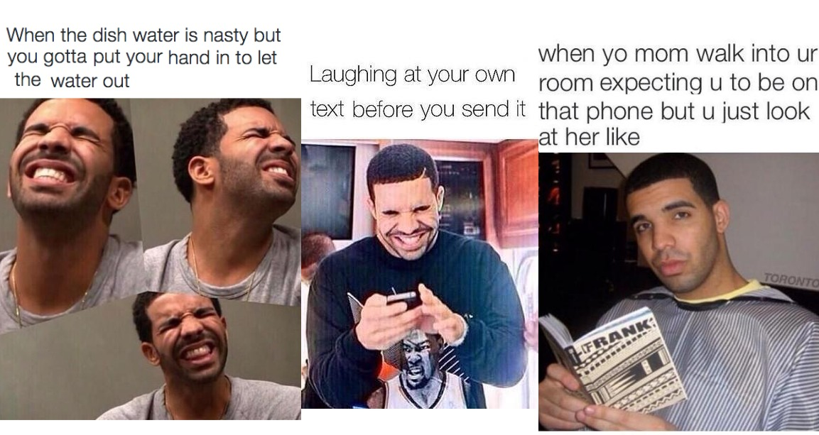 26 Most Funny Drake Memes That Will Make You ROFL!