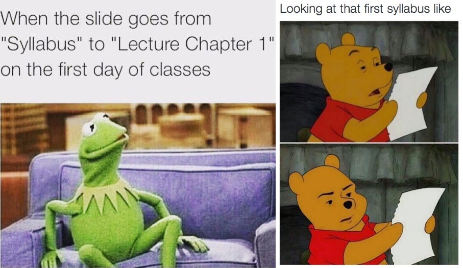 26 Funny Pictures College Going People Can Totally Relate to