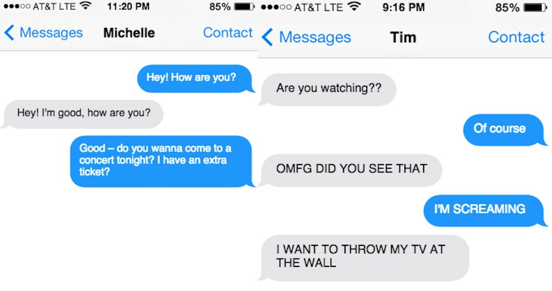 14 People Who Just Can Not Stop Annoying You on Texts