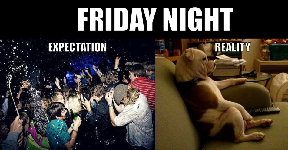 25 Terrible Things That Can Happen on Your Friday Night Out!