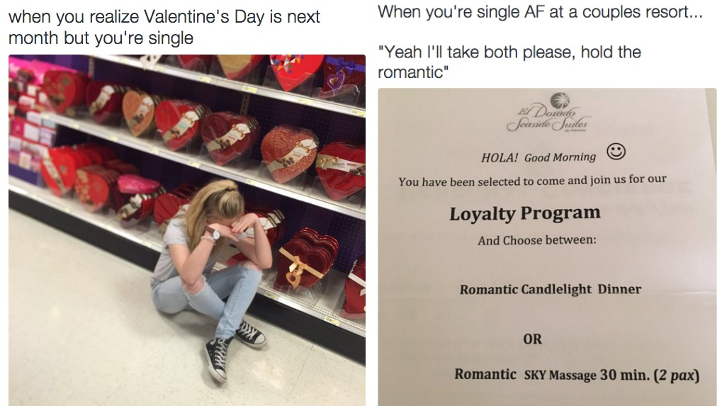 23 Images That Truly Define The Ugly Struggles Faced by Single People