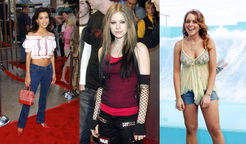 27 Bizarre Style Trends That Followed by '00s Celebrities